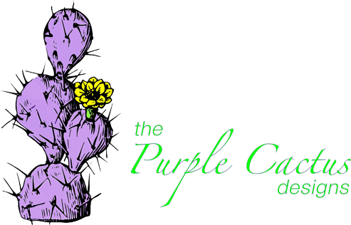 The Purple Cactus Designs
